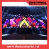 Farbenreiche LED-videoinnenwand für Stadium mit Schwachstrom Consuption (500mm*500mm pH2.97)