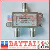 Línea de CATV 5-2400MHz Tap Splitter hembra a hembra Insertor de energía