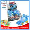 2017 gute verkaufenprodukte, die laufendes Auto-Spielzeug mit Süßigkeit beleuchten