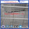 Autógena soldada Gabion de la cesta del almacenaje del acoplamiento de alambre