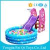 최고 급료는 판매 실내 운동장 공 수영장 활주 아이 장난감을%s 위락 공원을 주문 설계한다
