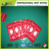 Wipe трактира индивидуально обернутый влажный изготовленный на заказ определяет Wipes пакета влажные