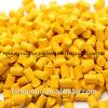 노란 색깔 플라스틱 Masterbatch, PP 또는 PE 공장 가격 색깔 Masterbatch