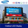 P12 Fase Exterior Display LED de fundo