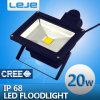 Luci di inondazione di induzione del LED 20W