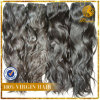 5A-Grado de la venta caliente natural sin procesar de la onda del pelo humano de la onda de la India