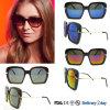 Les lunettes de soleil faites sur commande de lunettes de soleil de Cateye vendent des lunettes de soleil en gros de mode