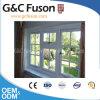 Fenêtre battante en PVC, fenêtre économique, fenêtre spéciale en acier inoxydable