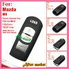 Slimme Verre Sleutel voor AutoMazda M6 met 3 de Spaander van Knopen Fsk433MHz 7953p