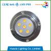 luz marinha subaquática da lâmpada do iate da luz do barco da montagem da superfície do diodo emissor de luz 6W