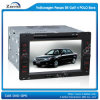 Double DIN Navigation for Volkswagen Passat B5 Golf 4 Polo Bora With GPS iPod Rds Bluetooth (z-2941)