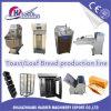 Machine de fabrication de pain de pain/pain grillé avec la chaîne de production entière matériel de boulangerie