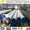Het Zwarte Geschilderde Materiaal van de Bouwconstructie van de Pijp ASTM van het Staal ERW A53