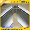 Extrusions en aluminium Panneau solaire des profils de châssis en aluminium