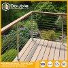 Trilhos/balaustrada do aço inoxidável para o balcão ou a escadaria