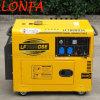 6kVA 침묵하는 디젤 엔진 발전기 Portable의 좋은 가격