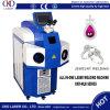 De compacte Machine van het Systeem van het Lassen van de Laser van de Juwelen van het Tafelblad Goedkope Hand