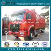 Camion del carico di HOWO 8*4 con il motore diesel dell'euro 3