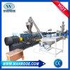Machine de granulation de vis de jumeau d'usine de Sjpt pour des éclailles d'animal familier