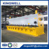 QC11y Guilhotina Hidráulica máquina de corte da chapa de aço