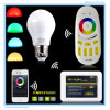 Controle Remoto WiFi Smart Intelligent LED Light Lamp RGB Bulb
