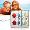 Caja del teléfono de las gafas de sol dura de la PC móvil para iPhone6