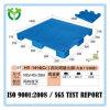 квадратный сверхмощный паллет пластмассы Transportion Строить-в-Стали 9 ног 1400X1400