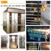 16/32/36/64 horno diesel de la hornada de los equipos de la panadería de la bandeja (ZC-100C-2)