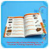 Book Printing Service Softcover Books in China