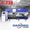 Механические узлы и агрегаты Dadong турель с ЧПУ станок перфорации, D-T30 CNC машины перфорации