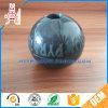 Esfera contínua plástica personalizada com furo para a peça do punho
