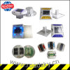 Round 3m LED Light intermittente Traffic Safety Solar Road Studs