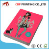 Livro de capa mole romance de impressão impressão de livros