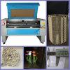 Gravure de laser de CO2 et machine de découpage acryliques en bois