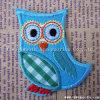 Broderie personnalisée en usine Fashion Owl de correctifs pour la décoration du vêtement