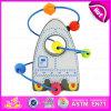 Brandnew деревянный комплект игрушки шарика 2015, отбортовывает деревянную игрушку установленную для младенца, претендует игрушку W11b076 игры деревянную установленное шариками