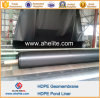 Materiales de construcción HDPE membrana impermeabilizante