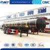 30m3 Semi Aanhangwagen van de Tanker van het bitumen de Vloeibare