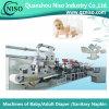セリウム(YNK400-HSV)が付いているおむつを作る安定した効率的な機械