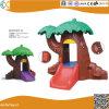 Открытый пластиковый Magic дерево с слайда