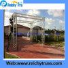 Temp-Leistungs-Stufe-Systems-modularer im Freienbinder