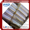 Couverture de laines de verre d'isolation thermique avec le papier d'aluminium diplômée par ce