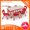 Nuevo Lovely Design Kids Plastic Tables y Chairs