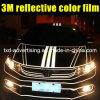 Alta calidad de la cinta bandas reflectantes 3m