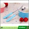 Комплект Cutlery ножей вилки ложки ручки кругов керамический