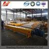transportband van de Schroef van het Staal van 219mm de Mini Flexibele voor de Zelf Concrete Mixer van de Lading