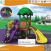 幼児のための屋外のプラスチック遊園地装置