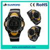 Reloj elegante del movimiento de Suiza del diseño del OEM para los deportes con CE