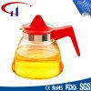 Elevados-Quanlity Handmade Melhor-Vendem o Teapot do vidro de Borosilicate (CHT8046)