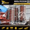 Vestidor Equipo de Procesamiento de Mineral gravedad espiral concentrador de mineral de hierro